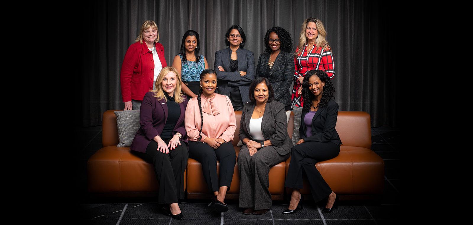 Photo of DFWATW Board Members