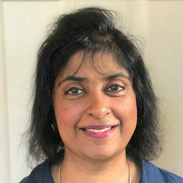 Photo of Jeanie Anirudhan